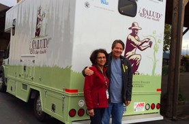Salud mobile health truck