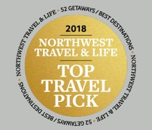 2018 NW Travel & Life Top Travel Pick
