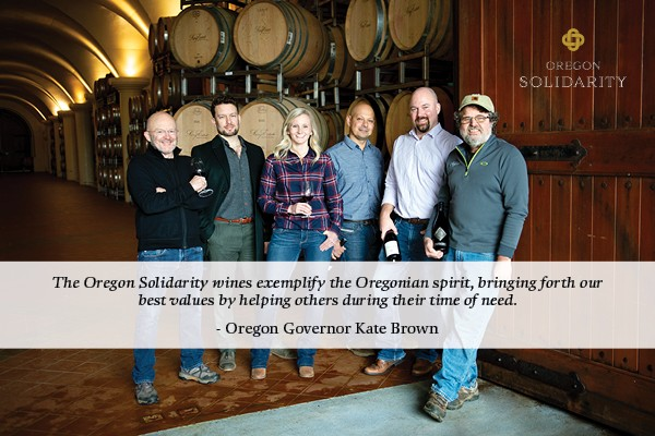 Oregon Solidarity Wines