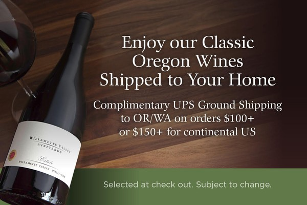 Complimentary ground shipping on orders $100+ sent to Oregon & Washington