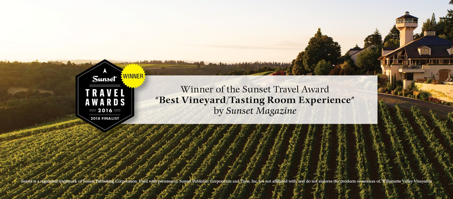Willamette Valley Vineyards - Homepage