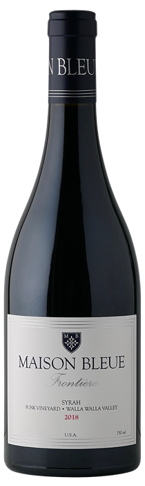 2018 Frontière Syrah