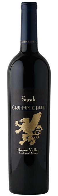 2016 Griffin Creek Syrah