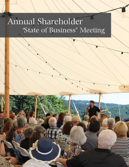 Annual Shareholder
