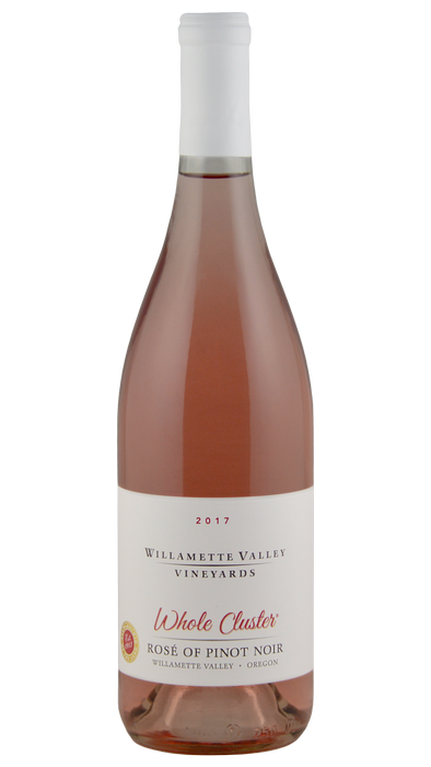 2017 Whole Cluster Rosé of Pinot Noir