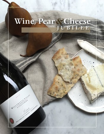 Wine, Pear & Cheese 2018 General Admissions Image