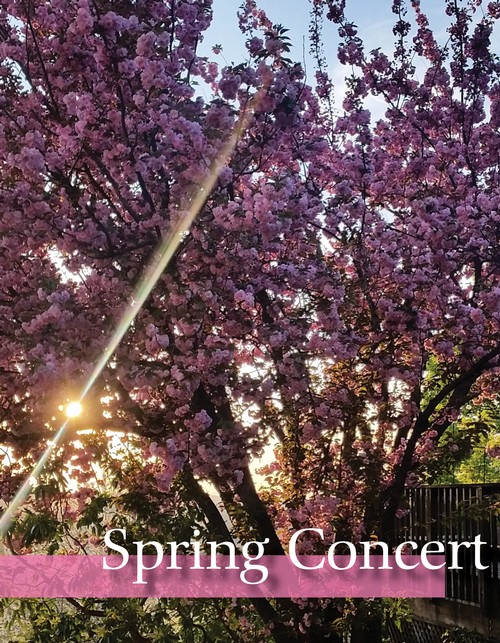 Oregon Wine Month Spring Concert