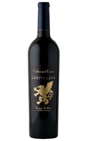 2017 Griffin Creek Cabernet Franc